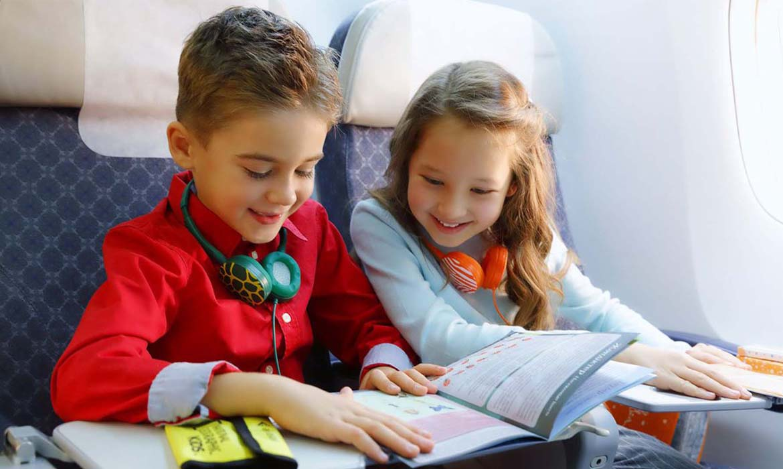 Air Astana - скидки детям до 99% в Дубай