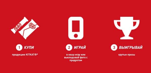 промоакция KitKat
